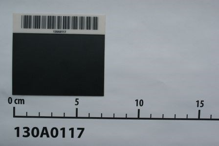 Oberes Etikett ohne Logo f IP55/66, 70mm