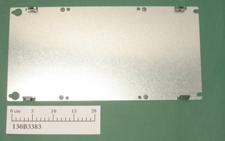 Rückwand IP21/Typ 1, IP55/Typ 12, B1