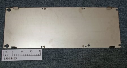 Rückwand IP66/Typ 4X, SS, B2