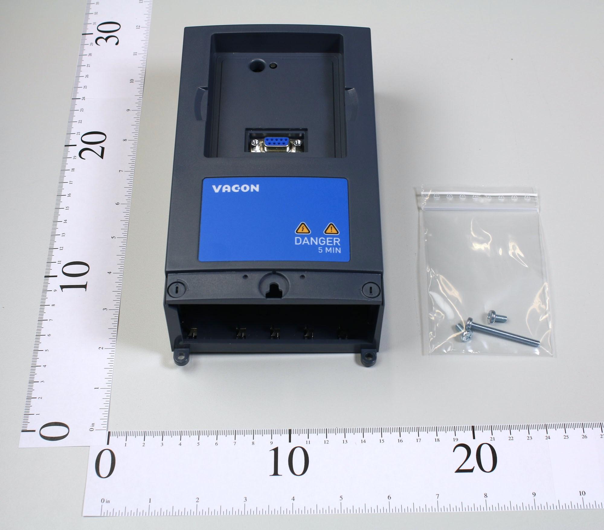 Control unit NXP with panel +A1+A2+D7+C2