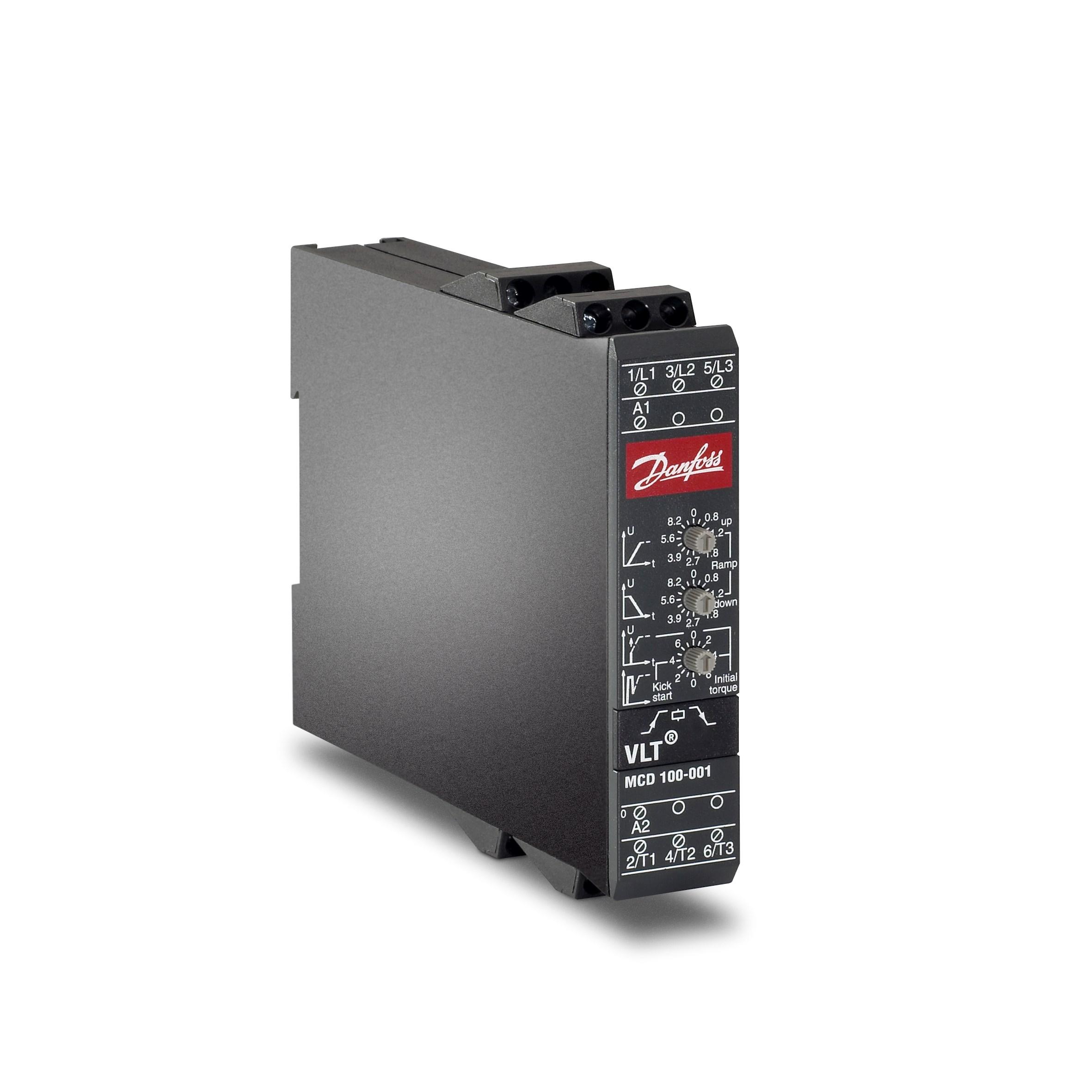 MCD100-001 400-415V, 3 A, 1,5 kW