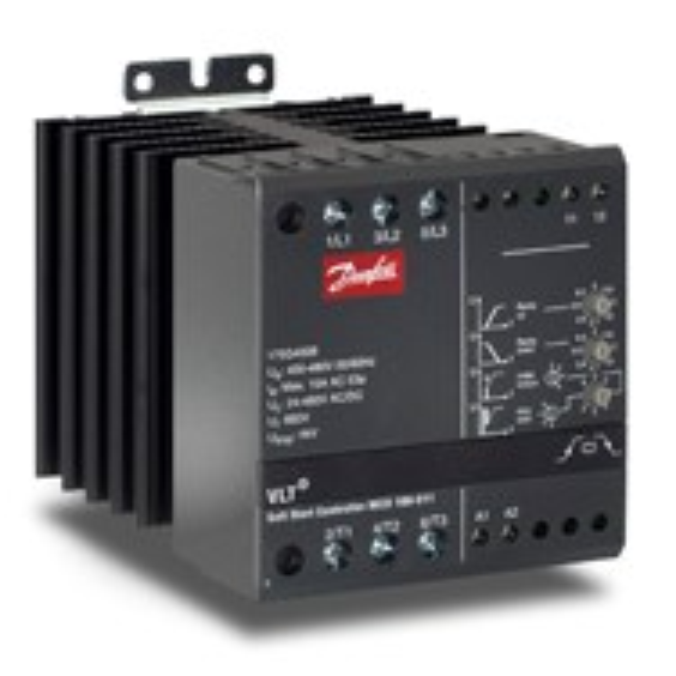MCD100-011 400-480V, 25 A, 11 kW