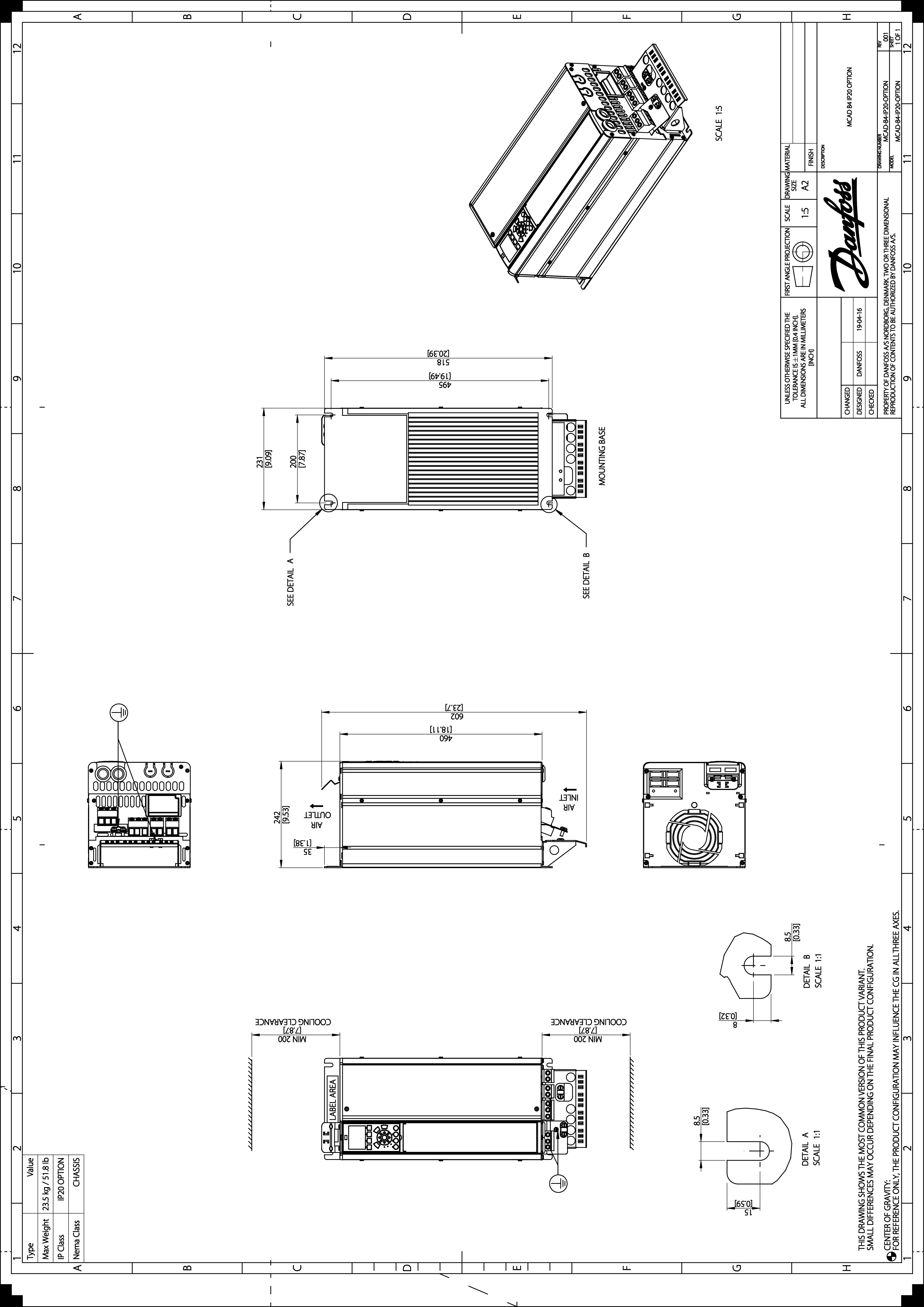 Enhanced VLT® HVAC Drive FC 102 | Danfoss on