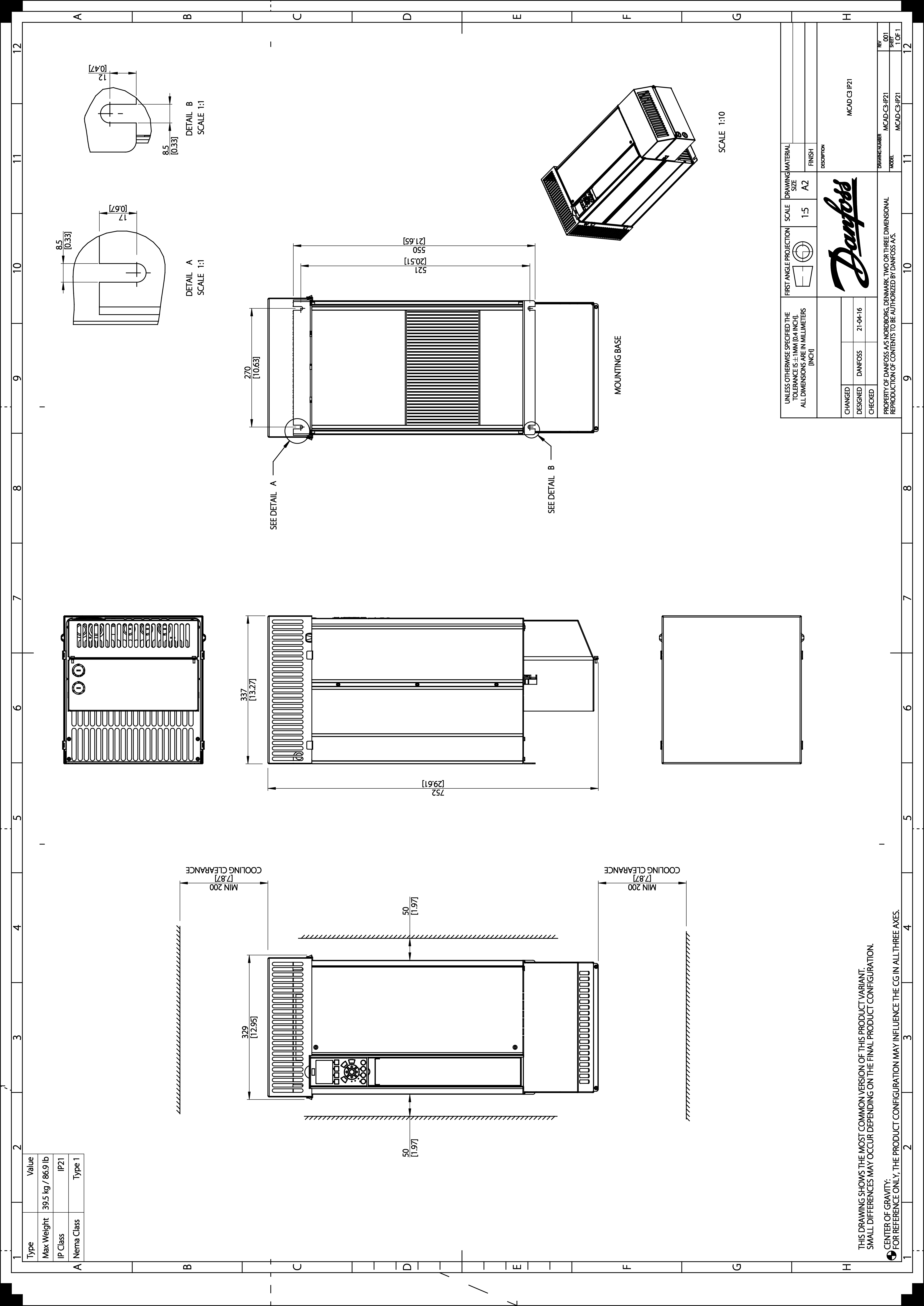 VLT® AutomationDrive FC 301 / FC 302 | Danfoss on