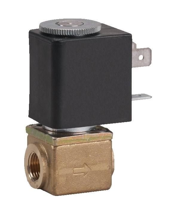 บริษัทเคเอ็นวี อินดัสเตรียล จำกัด นำเข้าและจำหน่าย Solenoild valve โซลินอยด์วาล์ว DANFOSS