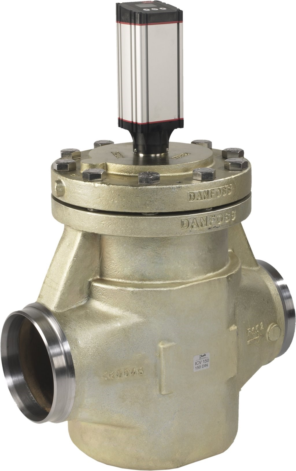 Icm 100 150 Motor Operated Valve Complete Valves Visuals