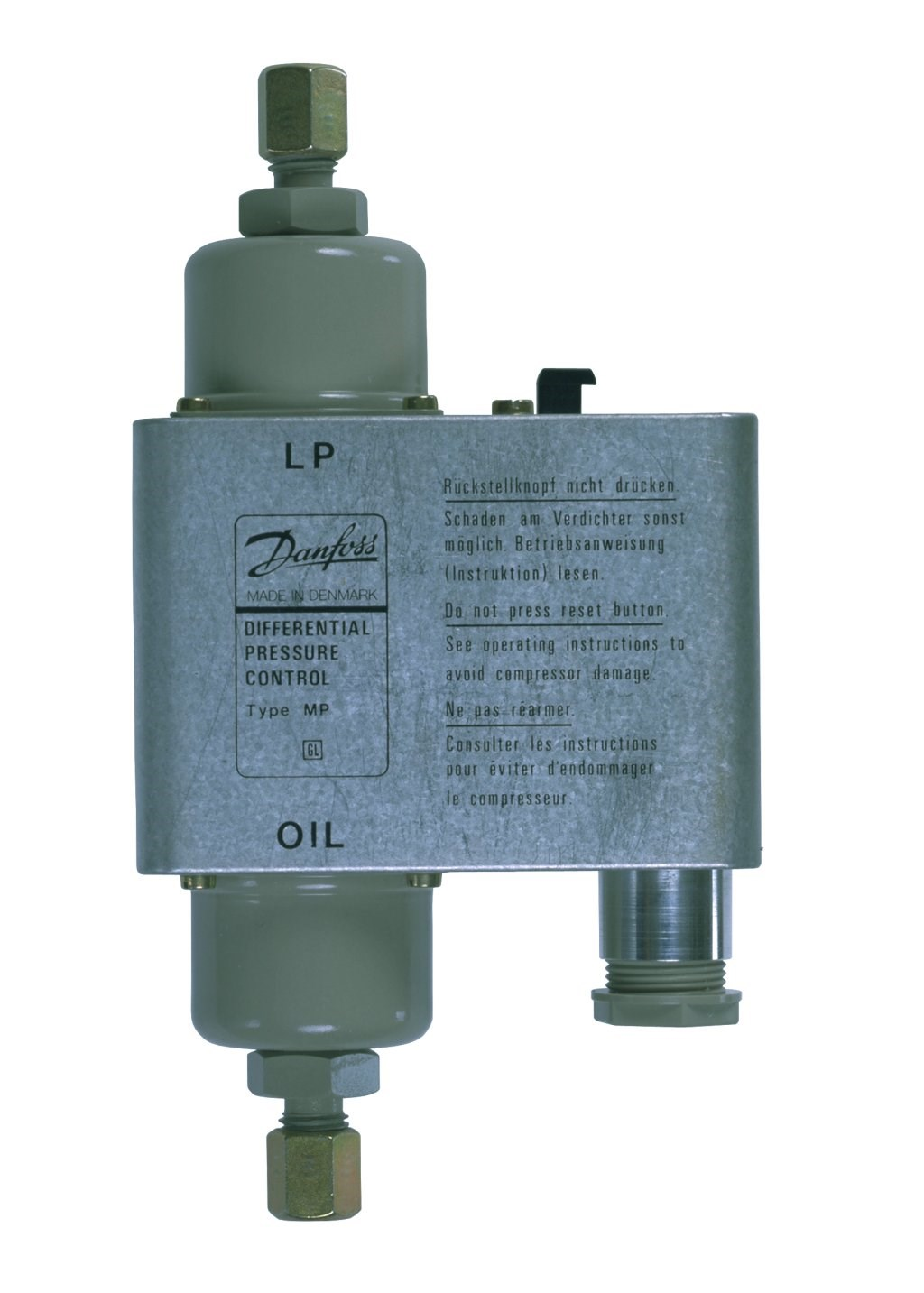 MP  MPA  MPE differential    pressure       switches     Product