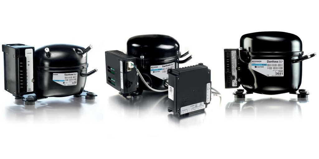 Direct Current Compressors Bd Product Range